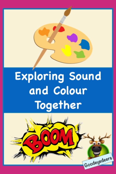 Exploring Sound and Colour Together