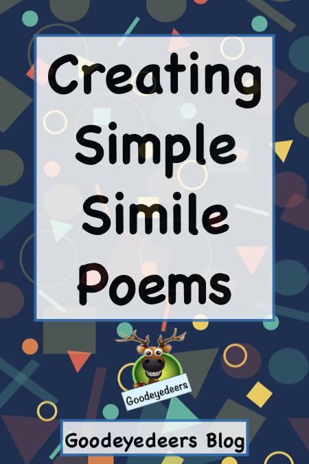 Creating Simple Simile Poems
