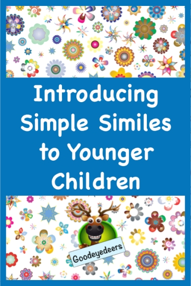 Introducing Simple Similes to Younger Children