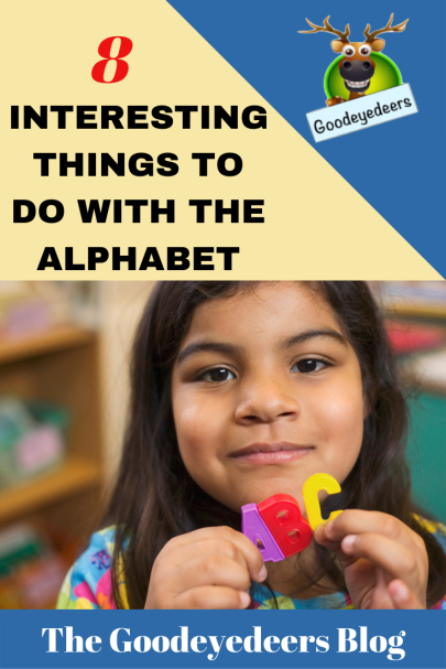 8 Interesting Things To Do With The Alphabet